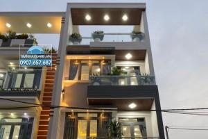 Bán nhà khu Omely Đào Tông Nguyên, DT 5m x 16m, hẻm xe hơi, full nội thất