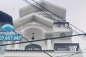 Bán nhà kiểu biệt thự tại 1979 Huỳnh Tấn Phát Nhà Bè, DT 4,6m x 12m, sổ hồng chính chủ
