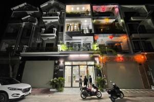 Bán Nhà Khu Dân Cư Anh Tuấn Green RiverSide đường Huỳnh Tấn Phát Nhà Bè, Tặng Nội Thất Mới 100%