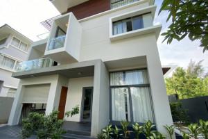 Bán Nhà Nhà Bè Villa Diện Tích 15 x 23m Tại KDC Phú Xuân, Huyện Nhà Bè