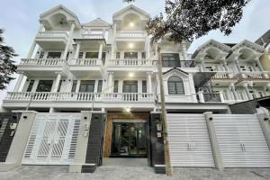 Bán Nhà Khu  Dân Cư Sài Gòn Mới Nhà Bè - Nhà 3 Lầu Kiến Trúc Châu Âu Sang Trọng Giá 5.3 Tỷ