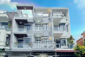 Bán Nhà Khu Dân Cư Sài Gòn Mới - Đường 10m Hướng Đông Nam Vị Trí Đẹp
