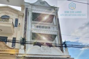 Bán Nhà Mặt Tiền Đường Nguyễn Thị Hương Diện Tích 6m x 10m, Giá 6.3 Tỷ