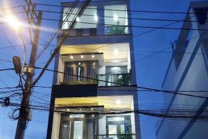 Bán Nhà Khu Dân Cư Sài Gòn Mới Đường 10m Huỳnh Tấn Phát Nhà Bè Tặng Full Nội Thất