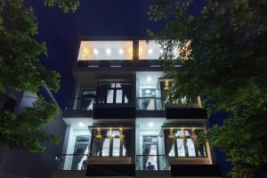 Bán Nhà Phố KDC Sài Gòn Mới The Sun City - Nhà Mới Kiến Trúc Hiện Đại Siêu Đẹp