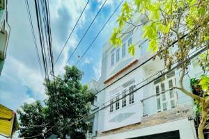 Bán Nhà Hẻm 1942 Đường Huỳnh Tấn Phát Thị Trấn Nhà Bè Diện Tích 5 x 10m, Tặng Nội Thất.