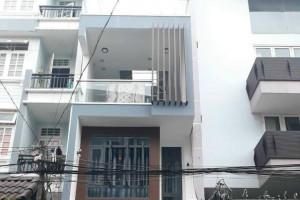 Bán Nhà Hẻm 749 Đường Huỳnh Tấn Phát Quận 7 Diện Tích 4m x 20m, Trung Tâm Quận 7