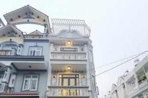 Bán Nhà Hẻm 2266 Đường Huỳnh Tấn Phát Nhà Bè Góc 2 Mặt Tiền Diện Tích 6 x 14m, Tặng Nội Thất.